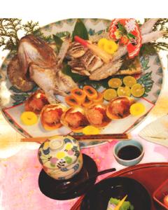 お慶び料理